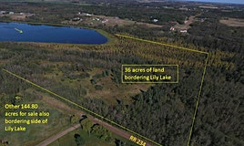 36 Acres Twp Rd 572, Rural Sturgeon County, AB, T0A 0K0