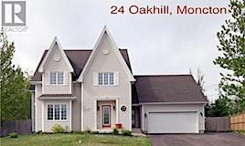 24 Oak Hill Court, Moncton, NB, E1G 3T9