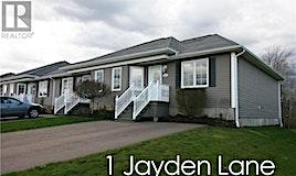 1 Jayden Lane, Moncton, NB, E1G 0S1