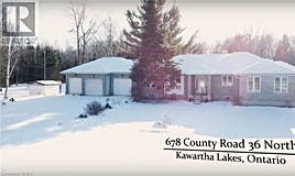678 County Road 36, Galway-Cavendish and Harvey, ON, K0M 1A0