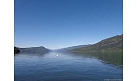 - Lot # 12 Crescent Bay, Sicamous, BC, V0E 2V0