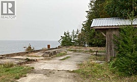 1 Van Anda Avenue, Texada Island, BC, V0N 3K0