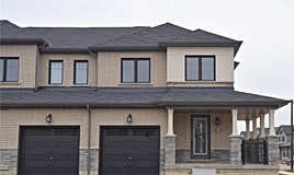 124 Scarletwood Street, Hamilton, ON, L8J 1X5