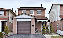 52 Cathy Jean Crescent, Toronto, ON, M9V 4T3