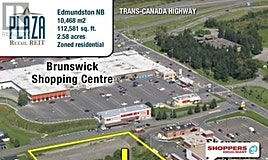 LOT 20th Street, Edmundston, NB, E3A 9N6