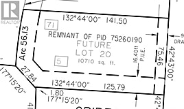 Lot-20 Alban Street, New Maryland, NB, E3C 1E4