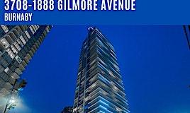 3708-1288 Gilmore Avenue Avenue, Burnaby, BC, V5C 4T4