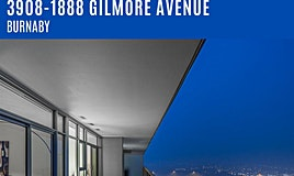 3908-1888 Gilmore Avenue Avenue, Burnaby, BC, V5C 4T4