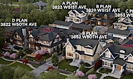 3852 West 50th Avenue, Vancouver, BC, V6N 3V5