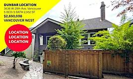 3636 West 29th Avenue, Vancouver, BC, V6S 1T4
