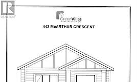 443 Mcarthur Crescent, Saskatoon, SK, S7L 6Y3
