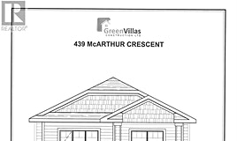 439 Mcarthur Crescent, Saskatoon, SK, S7L 6Y3