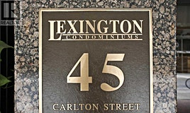 610-45 Carlton Street, Toronto, ON, M5B 2H9