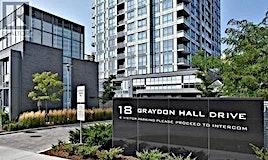 2705-18 Graydon Hall Drive, Toronto, ON, M3A 2Z9