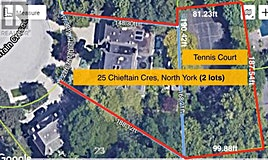 25 Chieftain Crescent, Toronto, ON, M2L 2H3