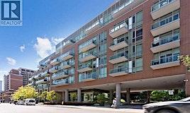 S607-112 George Street, Toronto, ON, M5A 2M5