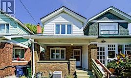 125 Glebemount Avenue, Toronto, ON, M4C 3S3