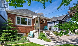 12 Bracebridge Avenue, Toronto, ON, M4C 2X7