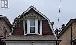 47 King Edward Avenue, Toronto, ON, M4C 5J5