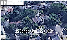 35 Condor Avenue, Toronto, ON, M4J 3M5
