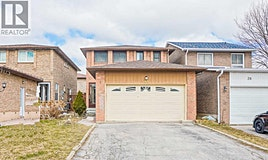 40 North Bedale Crescent, Markham, ON, L3R 3N7