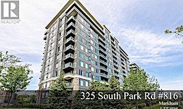 816-325 South Park Road, Markham, ON, L3T 0B8