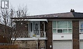 40 Hasbrooke Drive, Toronto, ON, M9L 1A1