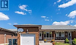 7343 Sigsbee Drive, Mississauga, ON, L4T 3S5