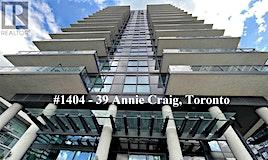1404-39 Annie Craig Drive, Toronto, ON, M8V 0H1