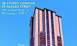 1604-55 Nassau Street, Winnipeg, MB, R3L 2G8