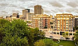 302-290 Waterfront Drive, Winnipeg, MB, R3B 0A6