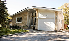 669 Pasadena Avenue, Winnipeg, MB, R3T 2T2
