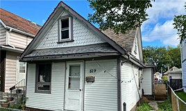 819 Redwood Avenue, Winnipeg, MB, R2X 0X5