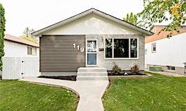 119 Horton Avenue, Winnipeg, MB, R2C 2E9