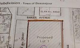 lot 1-1060 Baker Avenue, Beausejour, MB, R0E 0C0
