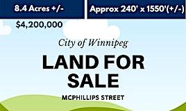 0 Mcphillips Street, Winnipeg, MB, R0A 0A0