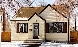 832 Clifton Street, Winnipeg, MB, R3G 2Y1