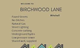 1 Birchwood Lane, Mitchell, MB, R5G 2J3