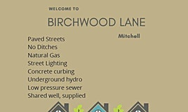 3 Birchwood Lane, Mitchell, MB, R5G 2J3