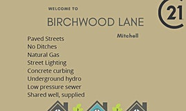 14 Birchwood Lane, Mitchell, MB, R5G 2J3
