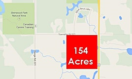 H/W 21 Twp Rd 521, Rural Strathcona County, AB, T8E 0J4