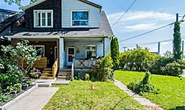 1A Rushbrooke Avenue, Toronto, ON, M4M 3A8