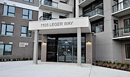 516-1105 Leger Way, Milton, ON, L9T 7K6
