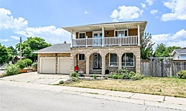 3 Bosna Court, Hamilton, ON, L8T 4T6