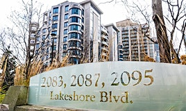 603-2087 Lake Shore Boulevard W, Toronto, ON, M8V 4G3