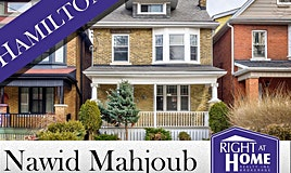 33 Cedar Avenue, Hamilton, ON, L8M 3A6