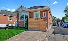 415 Upper Gage Avenue, Hamilton, ON, L8V 4H8