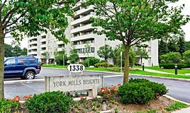 1009-1338 York Mills Road, Toronto, ON, M3A 3M3