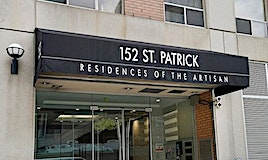 Ph07-152 St Patrick Street, Toronto, ON, M5T 3J9