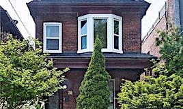 78 Crawford Street, Toronto, ON, M6J 2V2